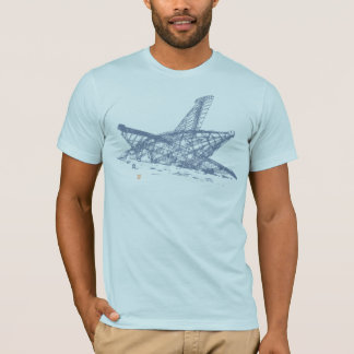 T-shirt Hindenburg [zeppelin]