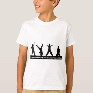T-shirt Hip hop