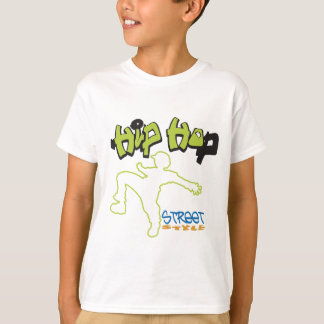 T-shirt Hip hop