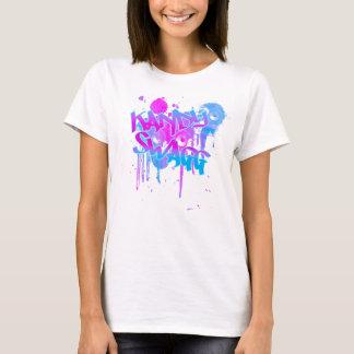 T-shirt Hip hop de Kandy Swagg