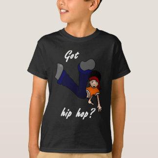 T-shirt Hip hop obtenu ?