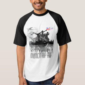 T-shirt Hip hop x101 de Munich