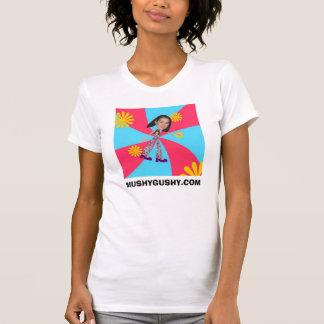 T-shirt Hippie de MushyGushy