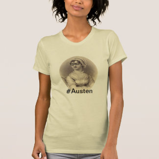 T-shirt Hippie Jane Austen