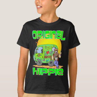 T-shirt Hippie originale
