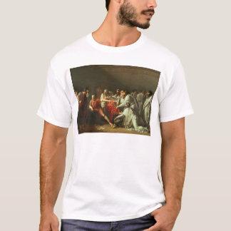 T-shirt Hippocrate refusant les cadeaux d'Artaxerxes I
