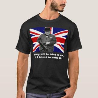 T-shirt Histoire de Churchill