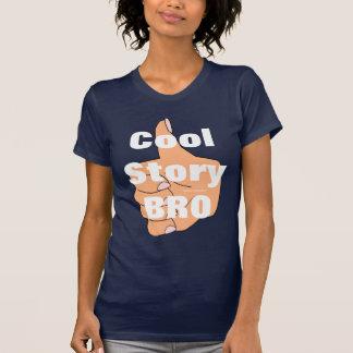 T-shirt Histoire fraîche BRO