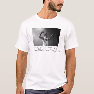 T-shirt Hite, ambre