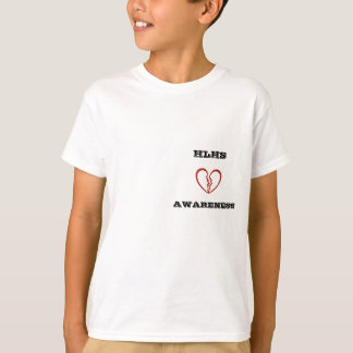 T-shirt HLHS, CONSCIENCE (jeunesse)