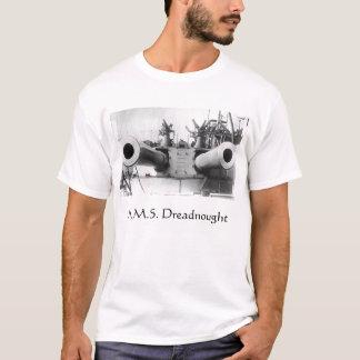 T-shirt HMS Dreadnought