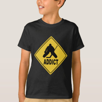 T-shirt Hockey 4 d'aw