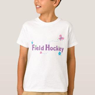 T-shirt Hockey de champ de flottement de jardin