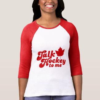 T-shirt Hockey d'entretien à moi