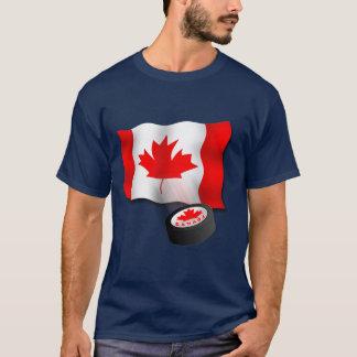 T-shirt Hockey du Canada