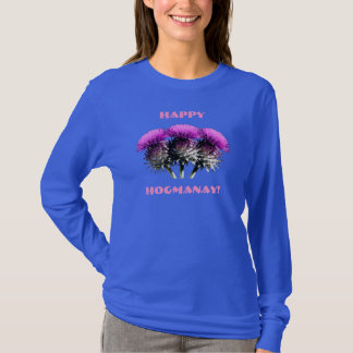 T-shirt Hogmanay heureux !