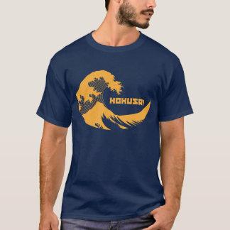 T-shirt Hokusai - la grande vague
