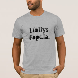 T-shirt Hollys populaire