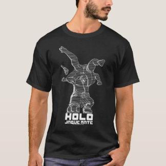 T-shirt Holo Échec et mat blanche