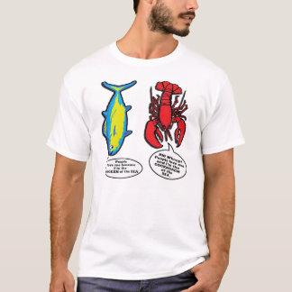 T-shirt Homard de thon