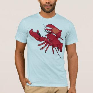 T-shirt Homard rouge