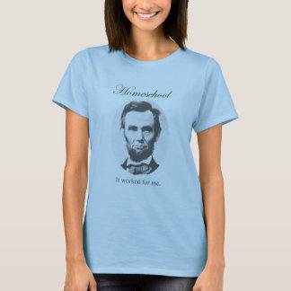 T-shirt Homeschool : Cela a fonctionné pour moi - Abraham