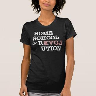T-shirt Homeschool la révolution