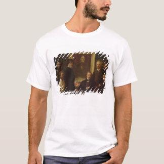T-shirt Hommage à Delacroix, 1864