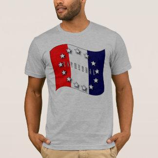 T-shirt Hommage américain V2