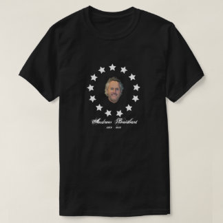T-shirt Hommage d'Andrew Breitbart - style colonial de