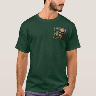 T-shirt Hommage de DDoCast Jerry Snook