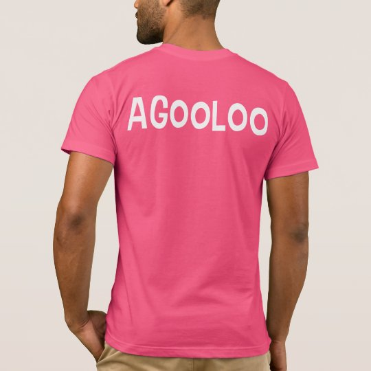 T-shirt Homme Agooloo