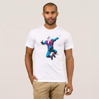 T-shirt Homme d'affaires peu probable