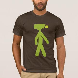 T-shirt Homme d'appareil-photo