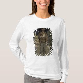 T-shirt Homme de Claude Monet | avec un parapluie,