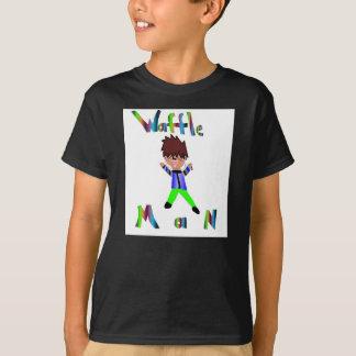 T-shirt Homme de gaufre !