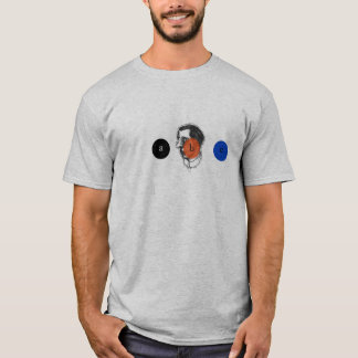T-shirt Homme des lettres