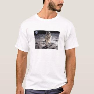 T-shirt Homme et la lune