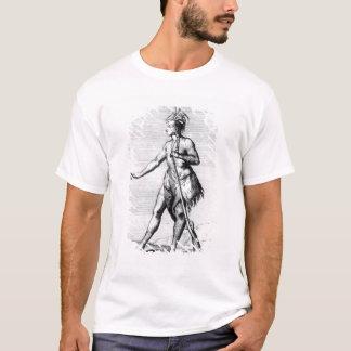 T-shirt Homme Iroquois, habitant du Canada