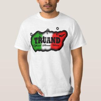 T-Shirt Homme Italian TRUAND Basic white