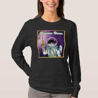 T-shirt Homme Mickey de l'espace