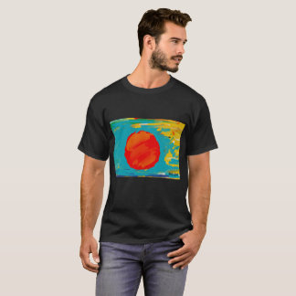 T-shirt homme Nick Bresco Abstract digital Art