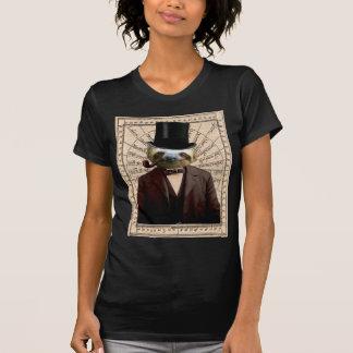 T-shirt Homme Steampunk victorien de paresse