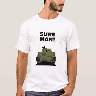 T-shirt Homme sûr !