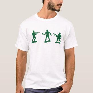 T-shirt Homme vert d'armée