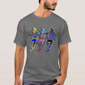 T-shirt Hommes courants