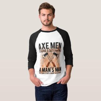 T-shirt Hommes de hache