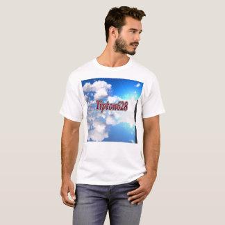 T-shirt Hommes de logo de Tipton628