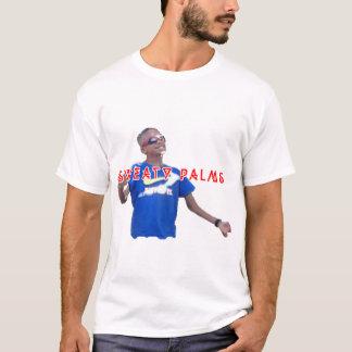 T-shirt Hommes en sueur de chemise de paumes