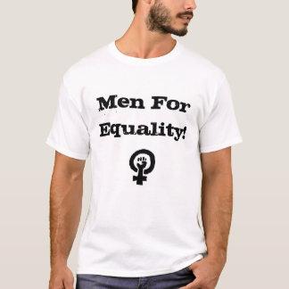 T-shirt Hommes pour la chemise d'égalité